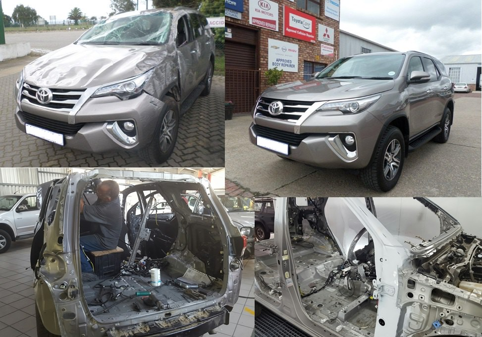 Toyota Fortuner Project