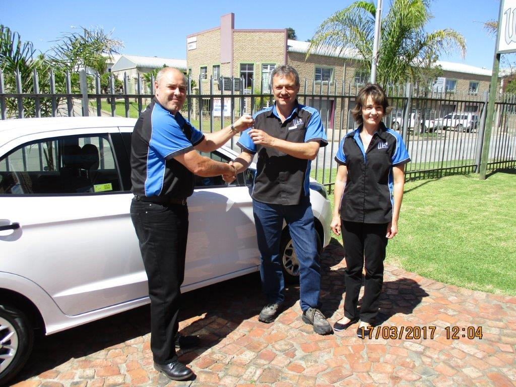 Imperial Group Sponsored a Ford Figo
